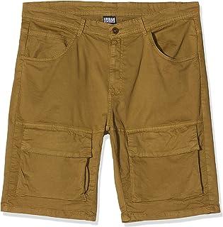 Urban Classics Hosen Cargo Twill Shorts Pantaloncini Uomo