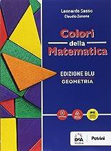 Scaricare Libri Colori della matematica. Geometria-Quaderno geometria. Ediz. blu. Per i Licei scientifici. Con e-book. Con espansione online PDF