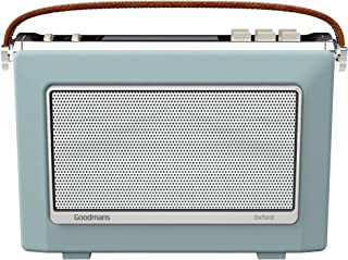 Goodmans OXFORDBLU 60's retro DAB Digital Radio
