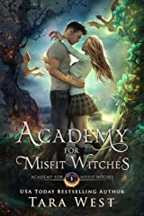 Academy for Misfit Witches Kindle Edition