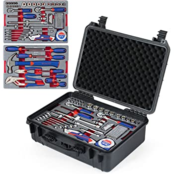 Family Must-Have Repair Tool JF-6096A 19 in 1 Durable Professional Multi-Functional Repair Tool Set for Phone Convenient