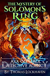 Ava & Carol Detective Agency: The Mystery of Solomon's Ring (English Edition)