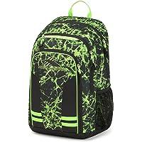 High Sierra Blaise Laptop Backpack (Limefire/Black)