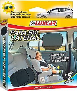 Pára-Sol Lateral Luxcar Universal (2 peças)