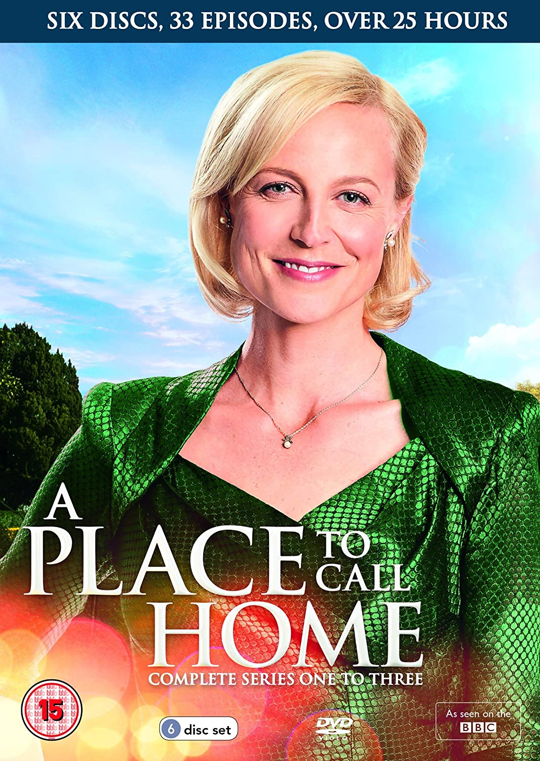 A Place to Call Home - Series 1-3 [DVD]