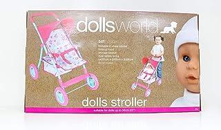 Dolls World Dolls Stroller