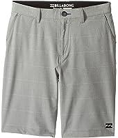 Billabong Kids - Crossfire X Stripe Shorts (Big Kids)