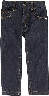 Crazy 8 Baby-Boys' Toddler Dark Wash Rocker Fit Jeans