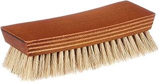 [ルボウ] ブリストルピッグヘアブラシ 豚毛 靴磨き バッグ 塗りこみ ツヤ 浸透 9510183010 メンズ ホワイト