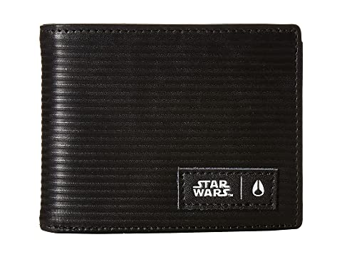 Arc Negro Wars C colección La plegable Nixon Star Cartera bi Dorado The 3PO wxpP8nIq