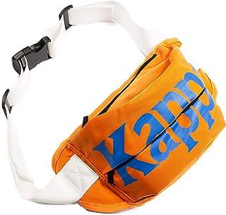 Kappa Authentic Cabala Unisex Waist Fannypack Pouch Bag - Orange Blue White