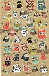 Best owl stickers scrapbooking Reviews
