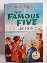The Famous Five Collection 2: Books 4-6