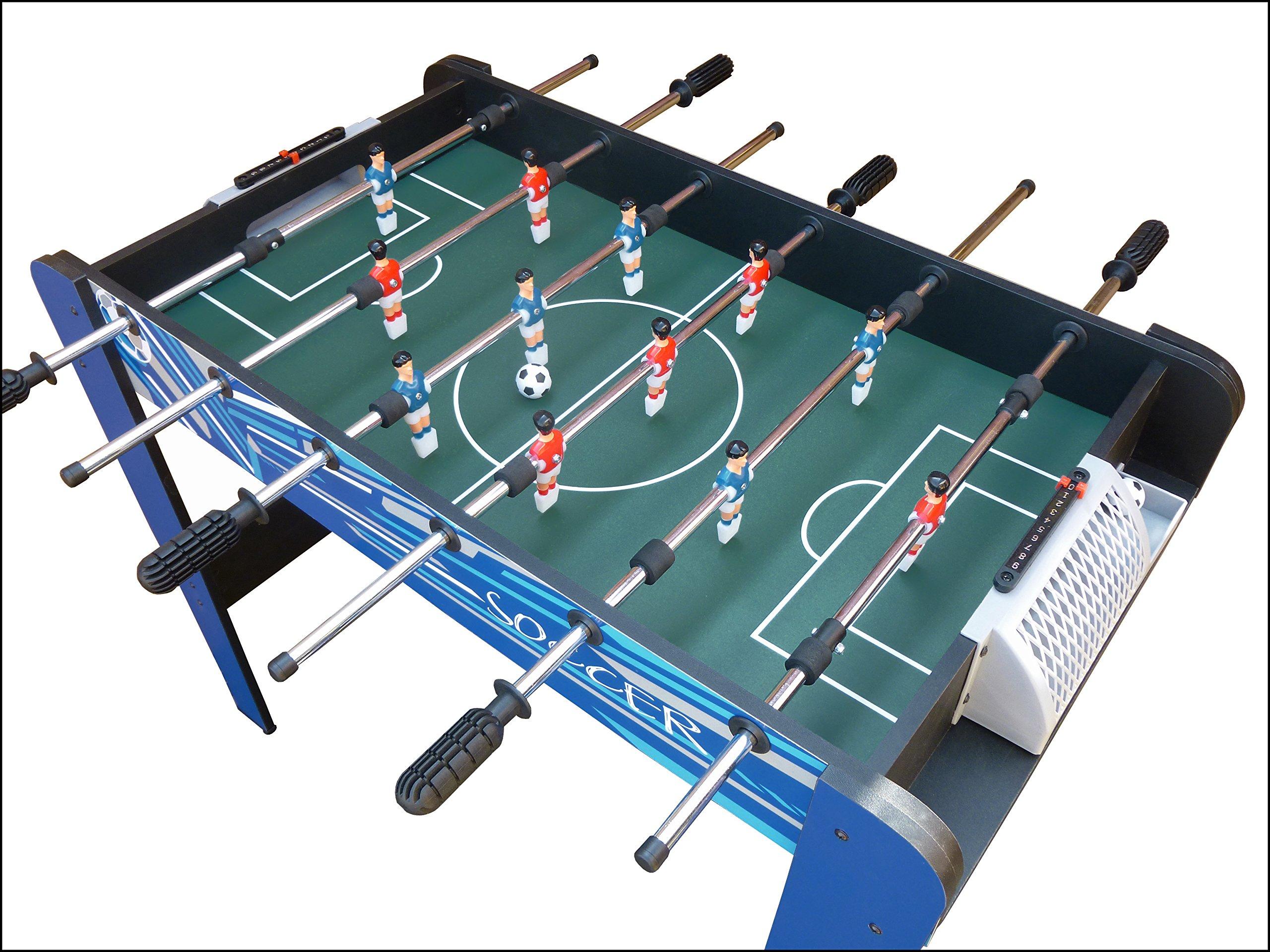 Mightymast Leisure Kids Shooter Cuadro de fútbol, Azul, 3 m: Amazon.es: Deportes y aire libre