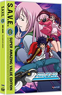 Air Gear: Complete S.A.V.E.