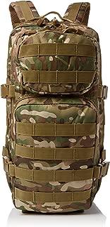 Mil-Tec Military Army Patrol Molle Assault Pack Tactical Combat Rucksack Backpack Bag 36L Multitarn Multicam Camo
