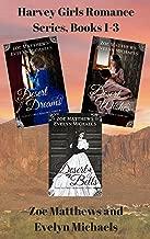 Harvey Girls Romance Series, Books 1 through 3!