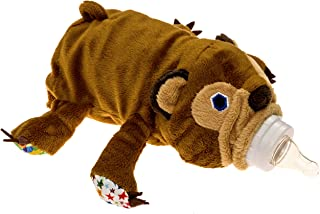 World of Eric Carle Brown Bear Brown Bear Baby Bottle Cover by Bottle Pets