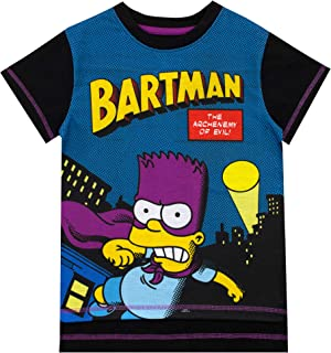 bartman simpsons shirt
