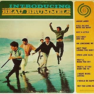 BEAU BRUMMELS Introducing The LP original 1st US pressing AUTUMN 103 mono garage psych STONEGROUND
