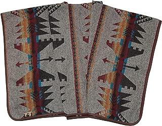 RUTH&BOAZ Outdoor Wool Blend Blanket(A) Inka Pattern
