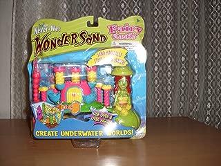 Never-wet Wonder 沙仙女城堡创造水下世界