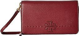 Tory Burch - McGraw Flat Wallet Crossbody
