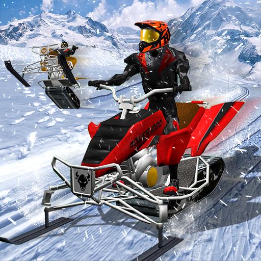 Snowmobile Offroad 3D Simulator