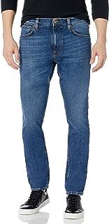 Nudie Unisex Lean Dean Blue Vibes Jeans