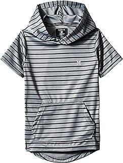 Boys' Short Sleeve Hooded Pullover