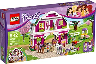 LEGO Friends 41039 Sunshine Ranch (Discontinued by manufacturer)