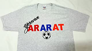ARMENIA ARARAT SOCCER TEAM T-SHIRT (LARGE)