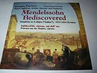 Mendelssohn Rediscovered