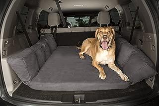 Big Barker Backseat Barker: SUV Edition (Orthopedic Shock-Absorbing Dog Bed for Back of Sport Utility Vehicles)