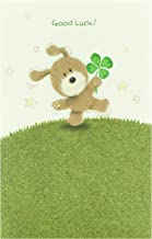 UK Greetings Good Luck Card - Lots of Woof - Cute Dog Design, 244507-0-1
