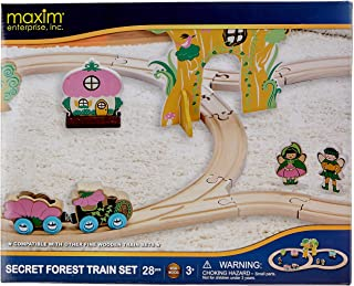 Secret Forest Wooden Train Set - Thomas and Friends BRIO Compatible