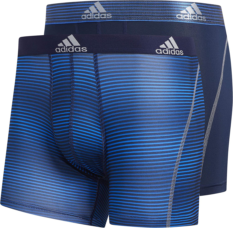 adidas Men's Sport Performance Trunk Underwear (2-Pack)