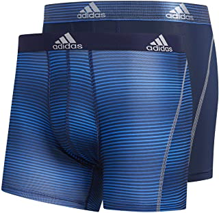 adidas Men's Sport Performance Trunk Underwear (2-Pack)