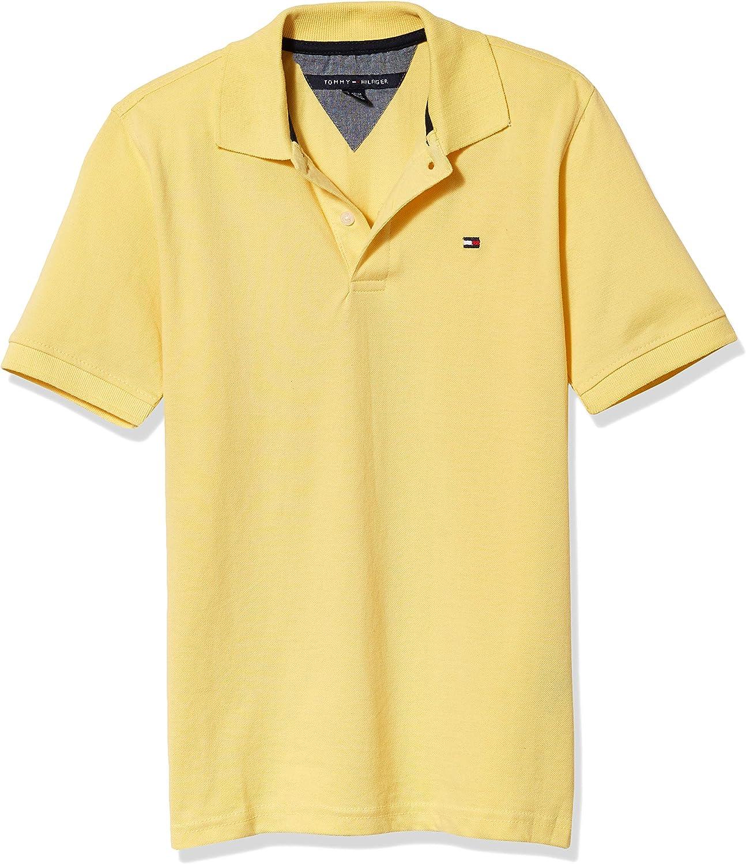 Tommy Hilfiger Boys' Short Sleeve Basic Polo
