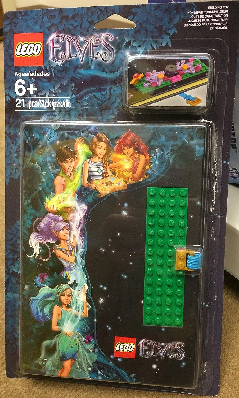 hasta 60% de descuento LEGO Elves Elves Elves Journal Notebook 853448 by LEGO  Con 100% de calidad y servicio de% 100.