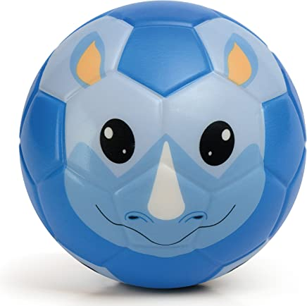 Chastep Soft Toy Ball, Mini Training Foam Soccer for Toddlers and Kids Gift - Serious