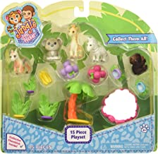 Just Play Jungle in My Pocket Figure Set (15 Pieces)