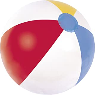 Bestway Panel Beach Ball - 24 inch, White