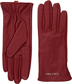 Calvin Klein - Basic Leather Gloves