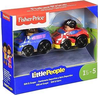 Fisher-Price Little People Wheelies 2 (2 Pack)