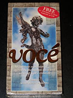 Voce'. An intimate expression of faith offered by the human voice and scenes of God's creation. Featuring Samuel Barber's Agnus Dei