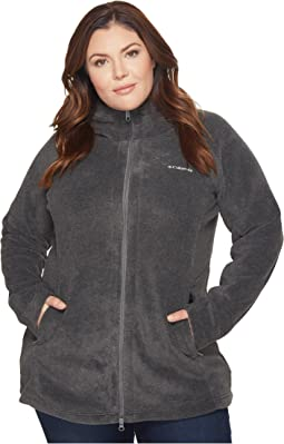Plus Size Benton Springs™ II Long Hoodie