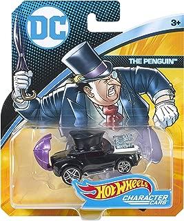 Hot Wheels DC The Penguin Vehicle