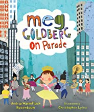 Meg Goldberg on Parade (Israel)