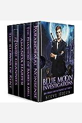 Blue Moon Investigations: A Humorous Fantasy Adventure Series Boxed Set Part 1 (Blue Moon Box sets) Kindle Edition